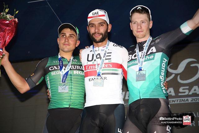 Фернандо Гавирия – победитель 1 этапа Вуэльты провинции Сан-Хуан-2019