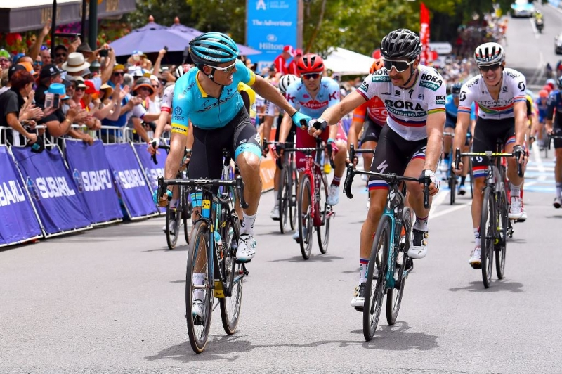Петер Саган – победитель 3 этапа Тура Даун Андер-2019