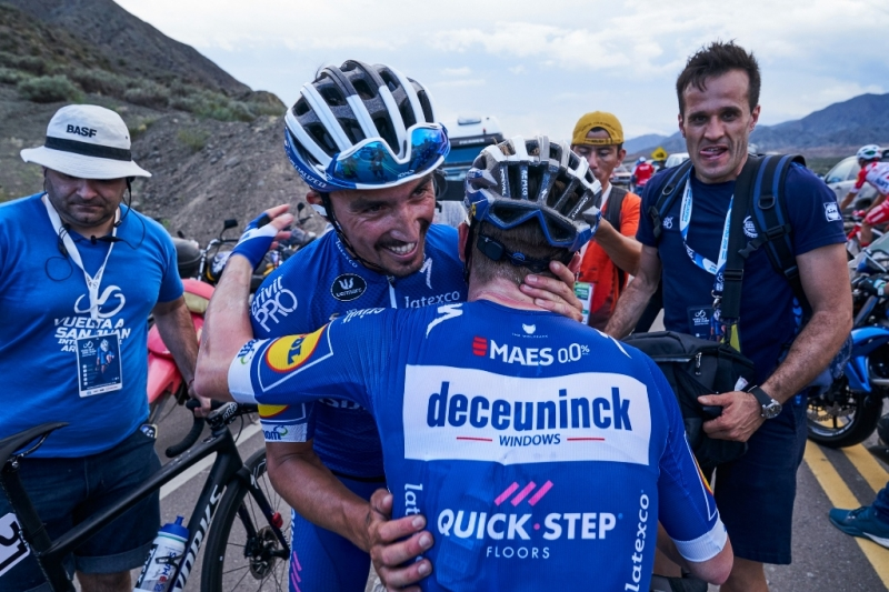 Жулиан Алафилипп – победитель 2 этапа Вуэльты провинции Сан-Хуан-2019