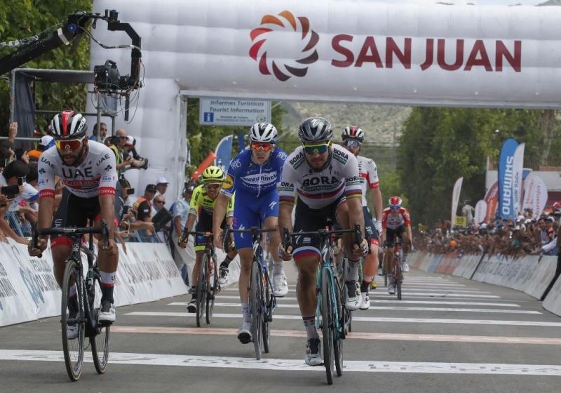Фернандо Гавирия – победитель 4 этапа  Вуэльты провинции Сан-Хуан-2019