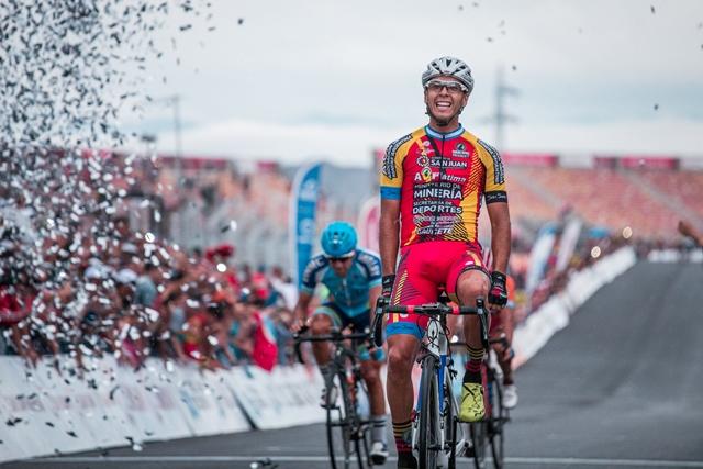 Герман Николас Тивиани – победитель 6 этапа Вуэльты провинции Сан-Хуан-2019