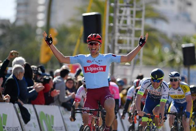 Первая победа Марселя Киттеля в 2019 году