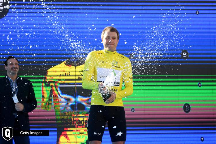 Эдвальд Боассон Хаген – победитель 1 этапа Вуэльты Валенсии-2019