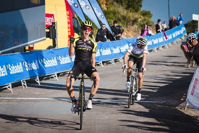 Адам Йейтс – победитель 4 этапа Вуэльты Валенсии-2019