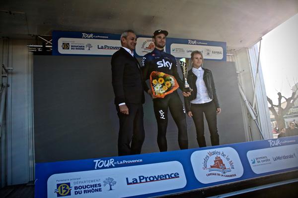 Филиппо Ганна одерживает первую победу на шоссе