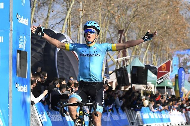 Вуэльта Мурсии-2019. «Астана» доминирует на первом этапе
