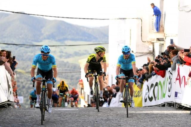 Тим Велленс – победитель 1 этапа Вуэльты Андалусии-2019