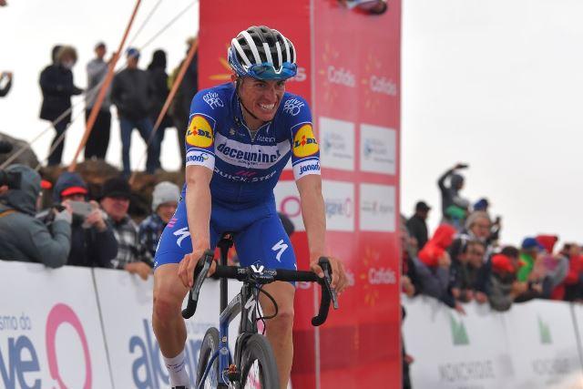 Тадей Погачар – победитель 2 этапа Вольты Альгарве-2019