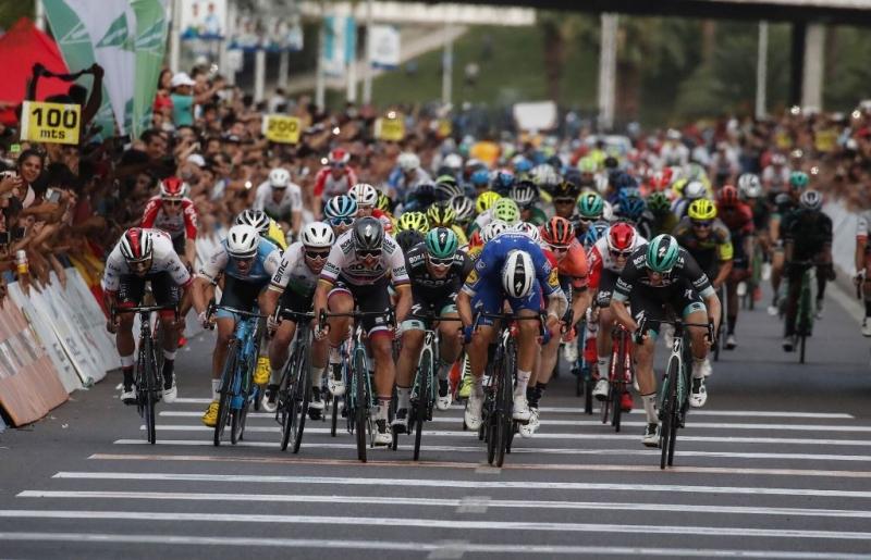 Сэм Беннетт – победитель 7 этапа Вуэльты провинции Сан-Хуан-2019