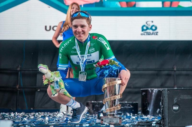 Виннер Анакона - победитель Вуэльты провинции Сан-Хуан-2019