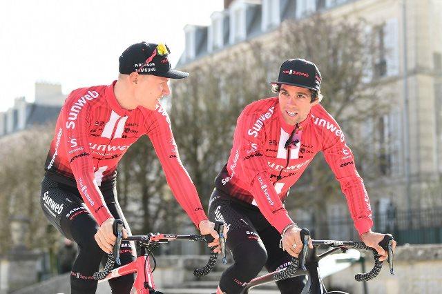 Майкл Мэттьюс сошёл с гонки Париж-Ницца-2019 после падения на 1-м этапе