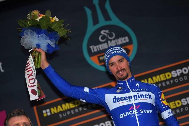 Жулиан Алафилипп – победитель 6 этапа Тиррено-Адриатико-2019
