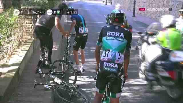 Майкл Мэттьюс – победитель 2 этапа Вуэльты Каталонии-2019