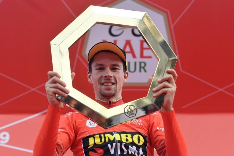 Примож Роглич – победитель Тура ОАЭ-2019