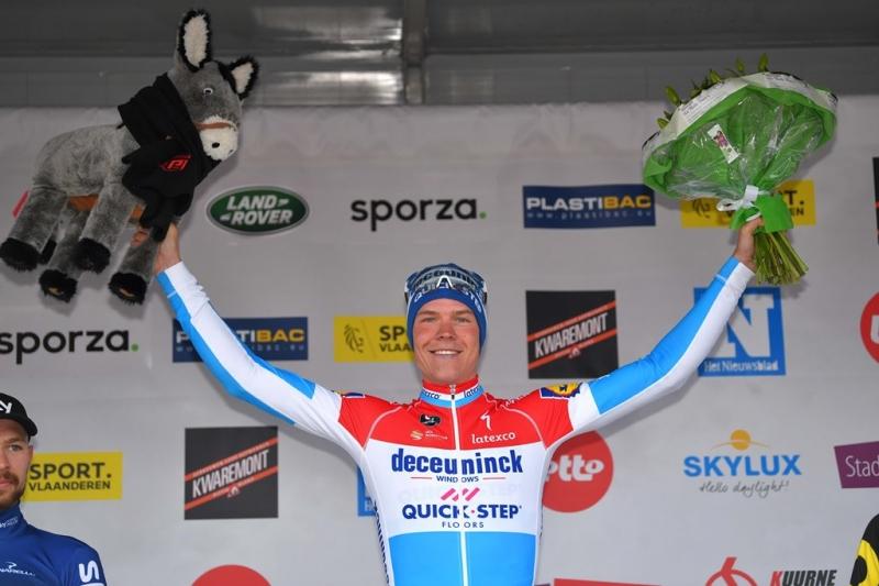 Боб Юнгельс – победитель Kuurne-Bruxelles-Kuurne-2019