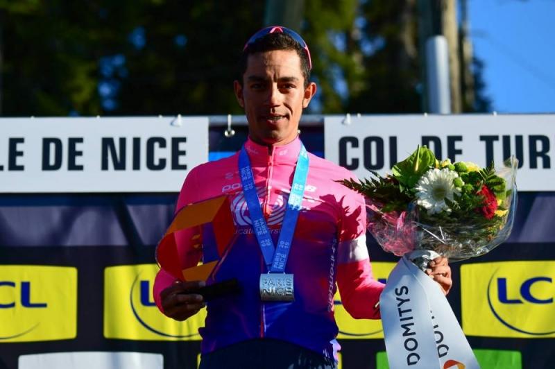 Даниэль Мартинес – победитель 7 этапа Париж-Ницца-2019