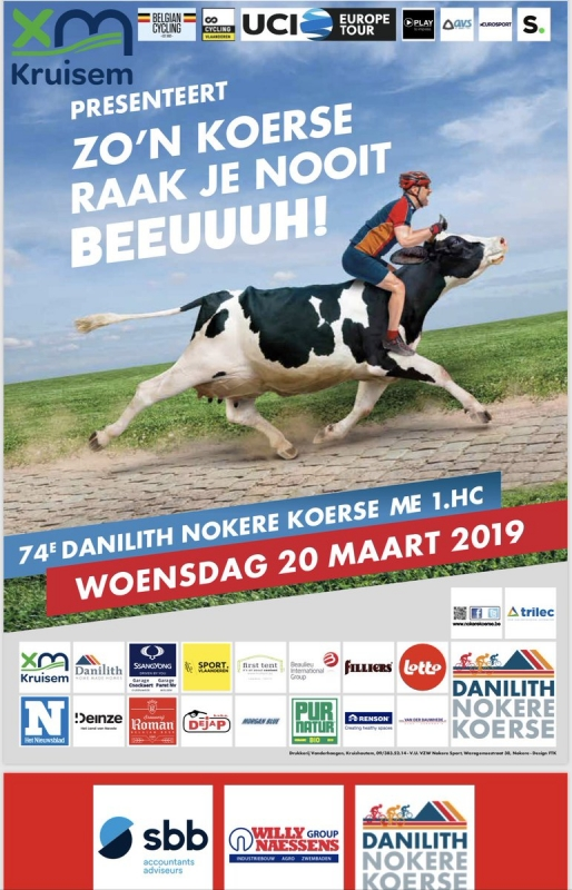 Danilith Nokere Koerse-2019