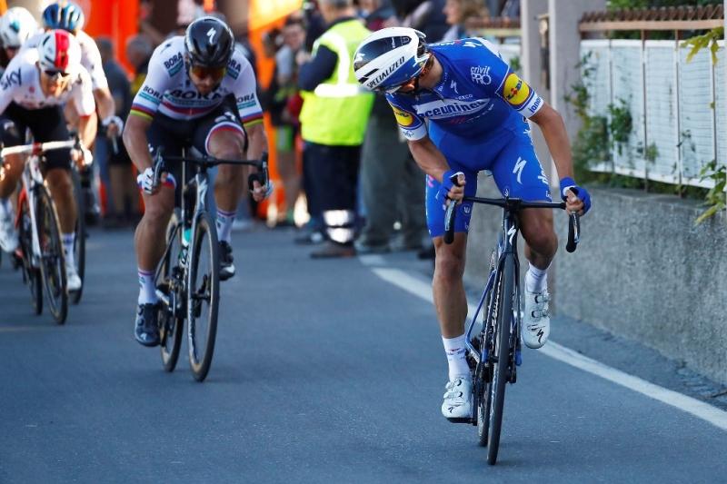 Жулиан Алафилипп – победитель Милан - Сан-Ремо-2019