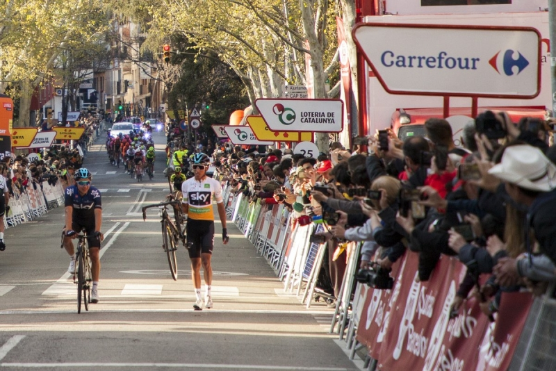 Максимилиан Шахманн – победитель 5 этапа Вуэльты Каталонии-2019