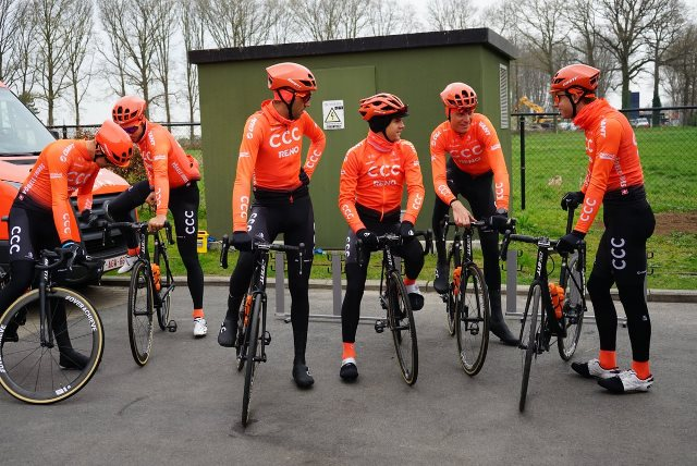 Грег Ван Авермат пропустит классику Dwars door Vlaanderen-2019