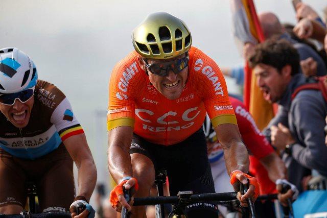 Грег Ван Авермат: «Надеюсь, на Париж-Рубэ-2019 мне повезёт больше»