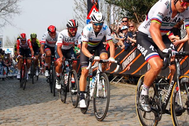 Алехандро Вальверде: «Очень доволен тем, как проехал Тур Фландрии-2019»