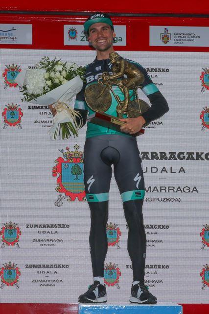 Максимилиан Шахманн – победитель 1-го этапа Тура Страны Басков-2019