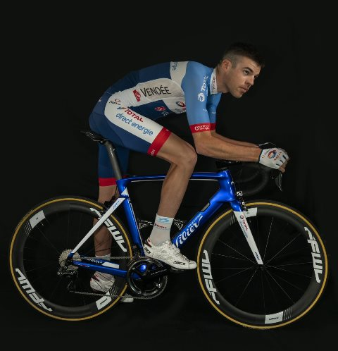 Total Direct Energie – новое имя французской велокоманды Direct Energie