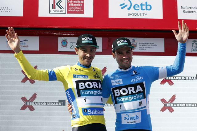 Эмануэль Бухманн – победитель 5 этапа Тура Страны Басков-2019