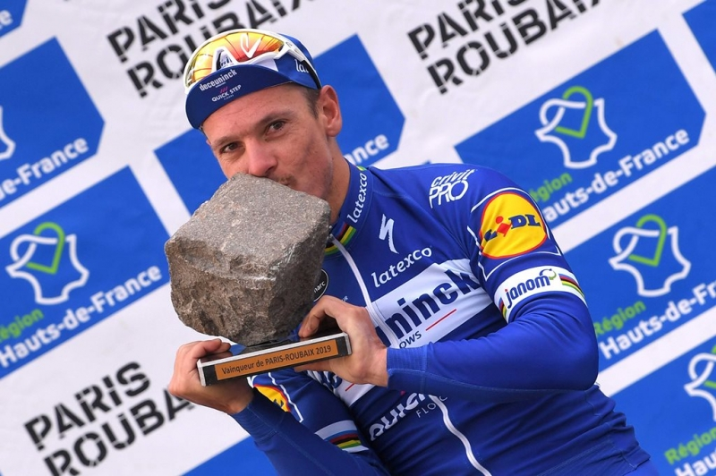 Филипп Жильбер – победитель Париж-Рубэ-2019