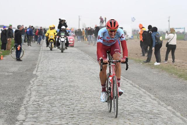 Нильс Политт – призёр Париж-Рубэ-2019