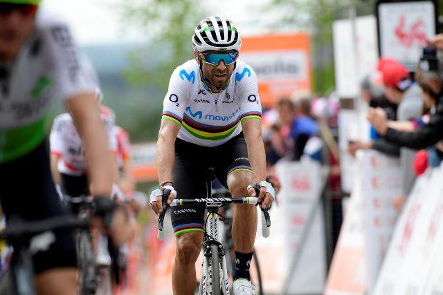 Травма может помешать Алехандро Вальверде стартовать на Джиро д'Италия-2019