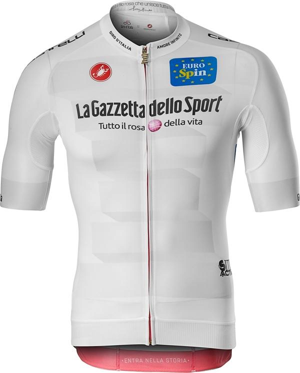 Джиро д'Италия-2019. Белая майка. Превью