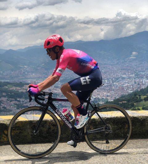 Ригоберто Уран возвращается в гонки на Туре Калифорнии-2019