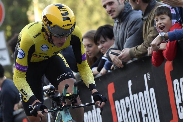 Примож Роглич – победитель 1 этапа Джиро д'Италия-2019