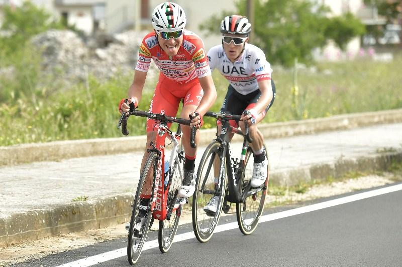 Фаусто Маснада – победитель 6 этапа, Валерио Конти – новый лидер общего зачёта Джиро д'Италия-2019