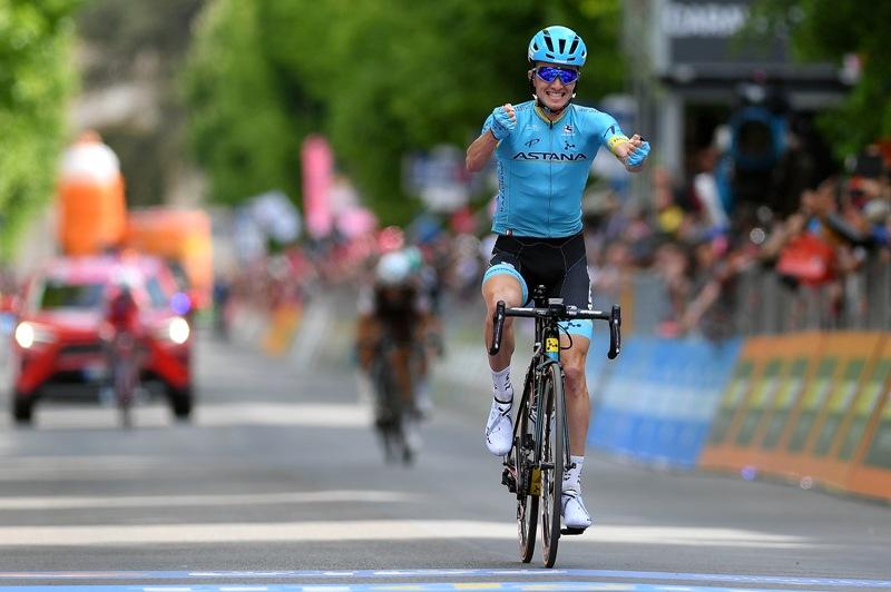 Пельо Бильбао одерживает великолепную победу на 7-м этапе Джиро д'Италия-2019