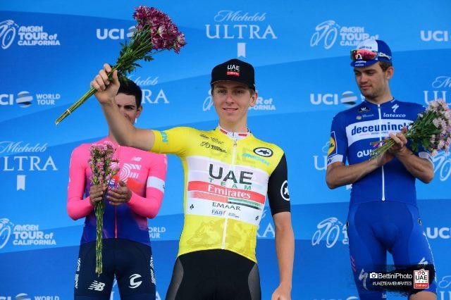 Тадей Погачар – победитель Тура Калифорнии-2019
