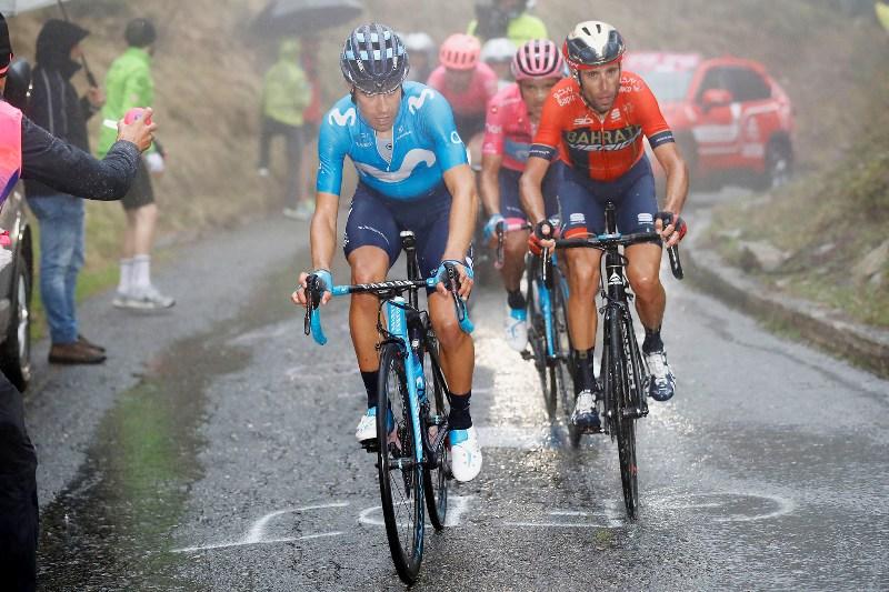 Подъём Мортироло на 16-м этапе Джиро д'Италия-2019 провел проверку претендентов на генеральную классификацию