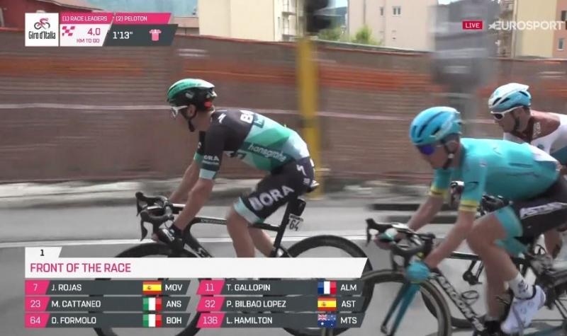 Пельо Бильбао – победитель 7 этапа Джиро д'Италия-2019
