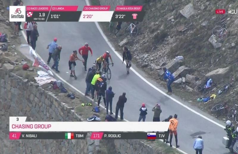 Ильнур Закарин – победитель 13 этапа Джиро д'Италия-2019