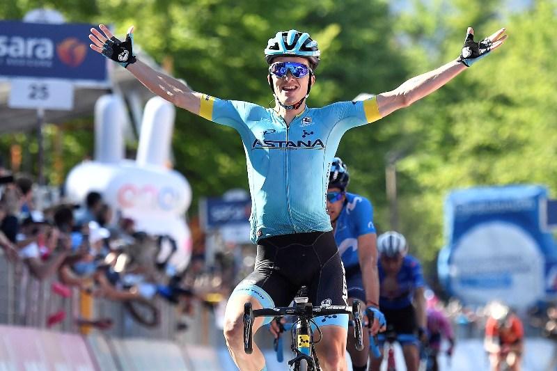 Дубль Пельо Бильбао на Джиро д'Италия-2019