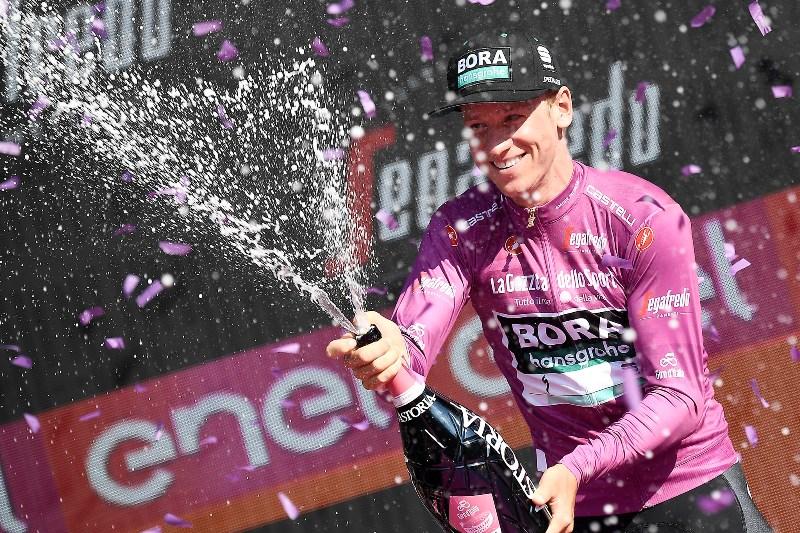 Паскаль Акерман – победитель классификации по очкам Джиро д'Италия-2019