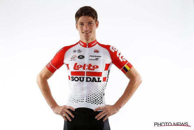 Брент Ван Мур – новый гонщик команды Lotto Soudal