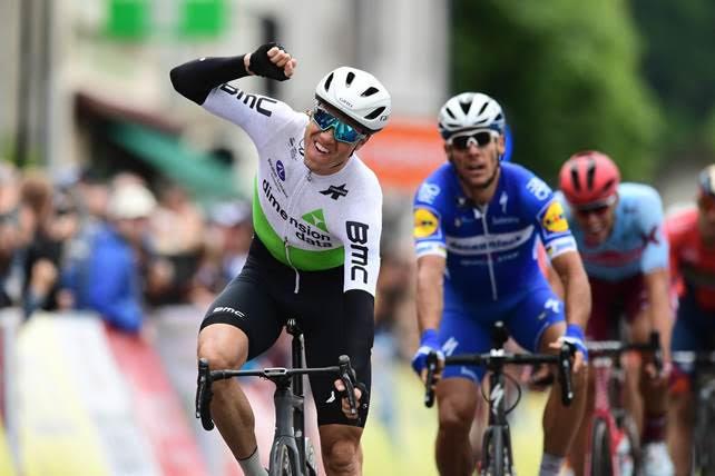 Эдвальд Боассон Хаген – победитель 1 этапа Критериума Дофине-2019