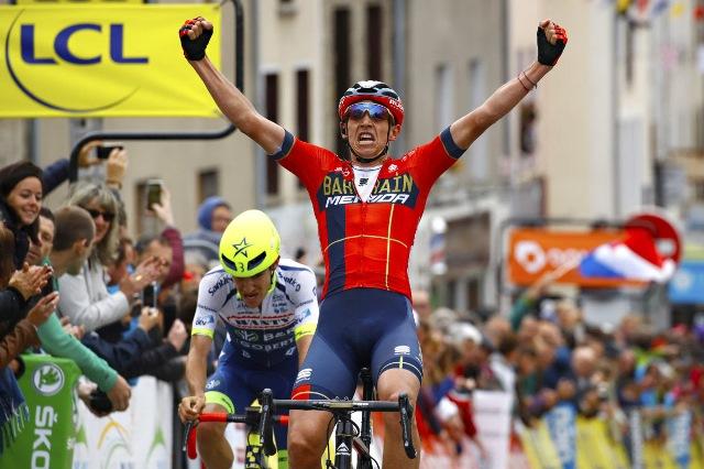 Дилан Тёнс – победитель 2 этапа Критериума Дофине-2019