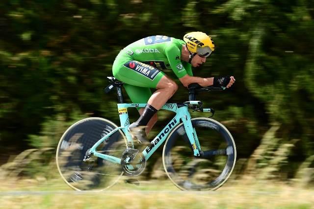 Ваут ван Арт – победитель 4 этапа Критериума Дофине-2019