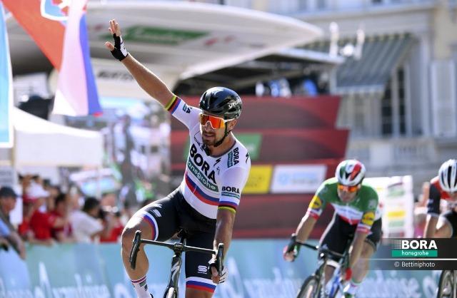 Петер Саган – победитель 3 этапа Тура Швейцарии-2019