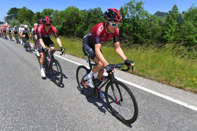 Герант Томас планирует стартовать на Тур де Франс-2019