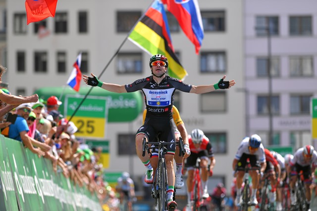 Дубль Элиа Вивиани на Туре Швейцарии-2019